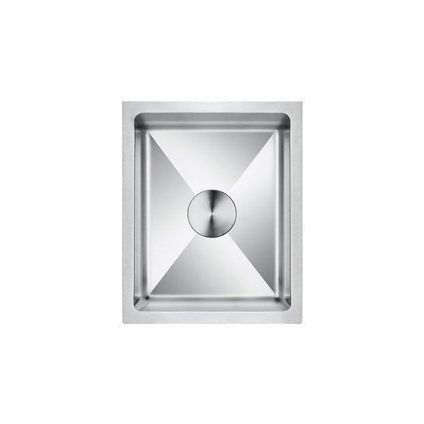 LOTTARE 200009 Single Bowl Stainless Steel Kitchen Bar Sink