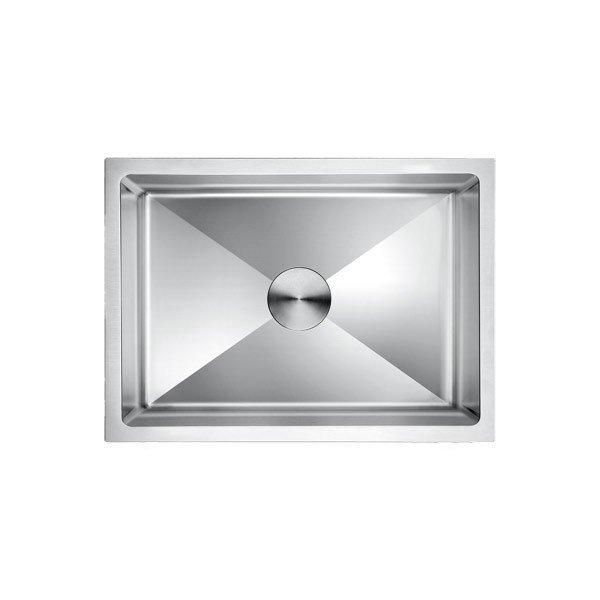 LOTTARE 200100 Single Bowl Stainless Steel Kitchen Bar Sink