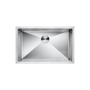 LOTTARE 200101 Single Bowl Stainless Steel Kitchen Laundry Sink