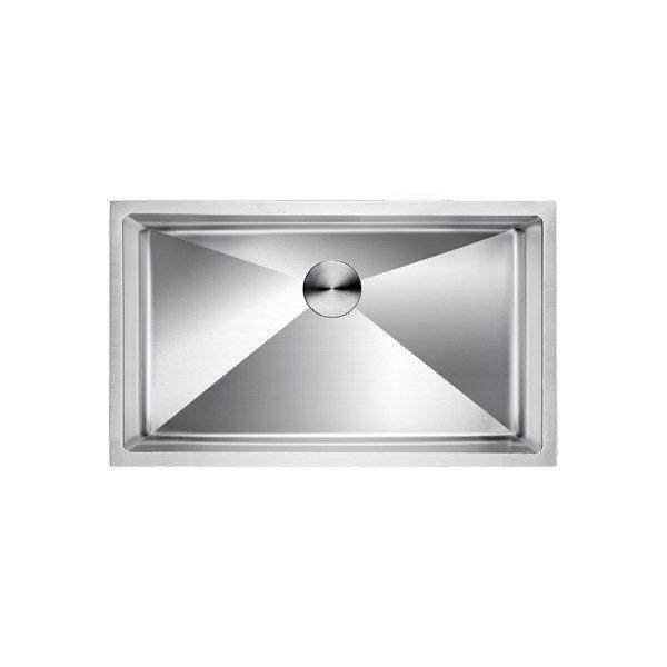 Lottare 200102 Bowl Stainless Steel Kitchen Sink