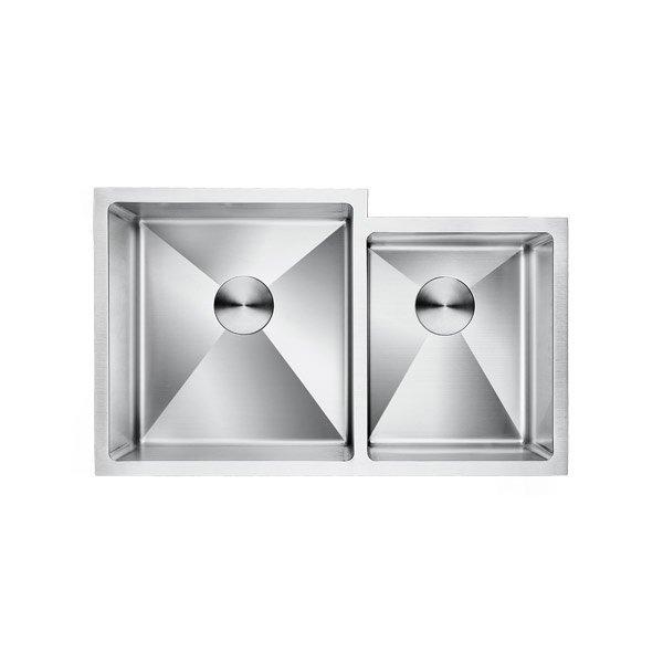 Lottare 200105 Double Bowl Stainless Steel Kitchen Sink 60/40