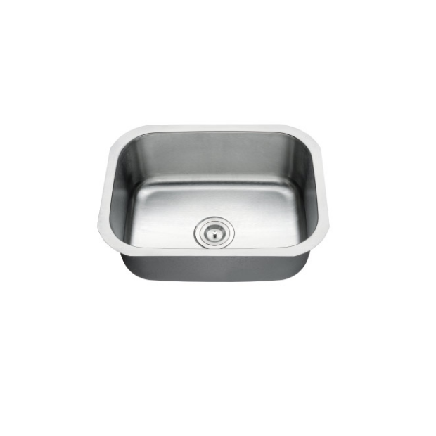 LOTTARE 900101 Single Bowl Stainless Steel Laundry Sink