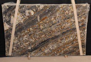 Audax Brown Granite Slab 3cm In stock