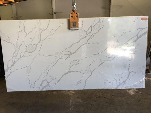 Quartziano Ultimate Countertop Surface  calacatta Elegante quartz 558002