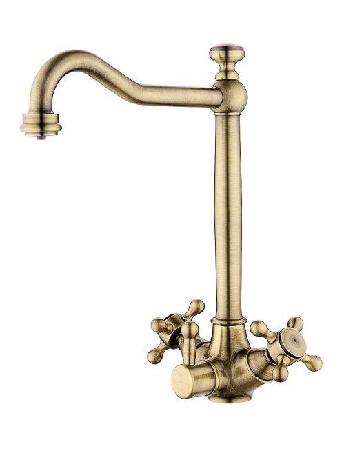 D73427GD1 Kitchen/Bar Faucet Gold Color Look