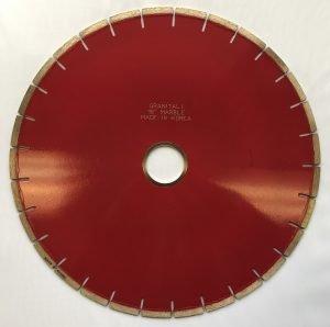 Granitali 16  Inch Marble Cutter/Blade Silent Core