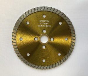 5  Inc Turbo Cutter/Blade