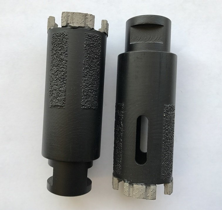 HZ 1 3/8 Dry Core Bit with Side Protection