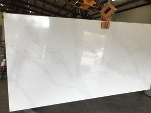 Quartziano Ultimate Countertop Surface Carolina White 558004