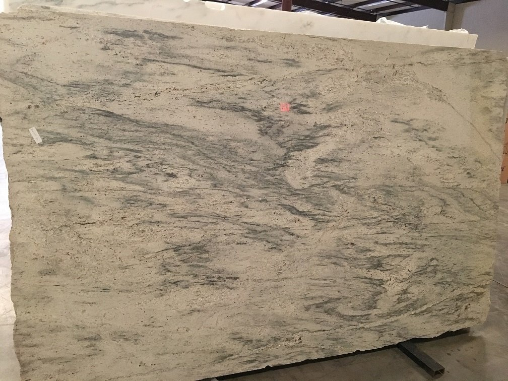 River White Granite Slab 3cm In stock