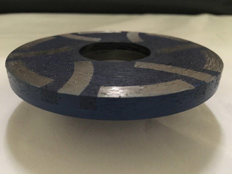 4 Inch RC121Turbo Cup Wheel - Coarse Grade