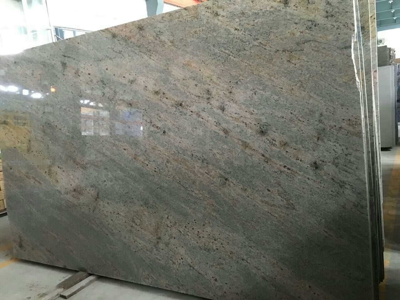 Kashmir Gold Granite Slab 3cm Thickness