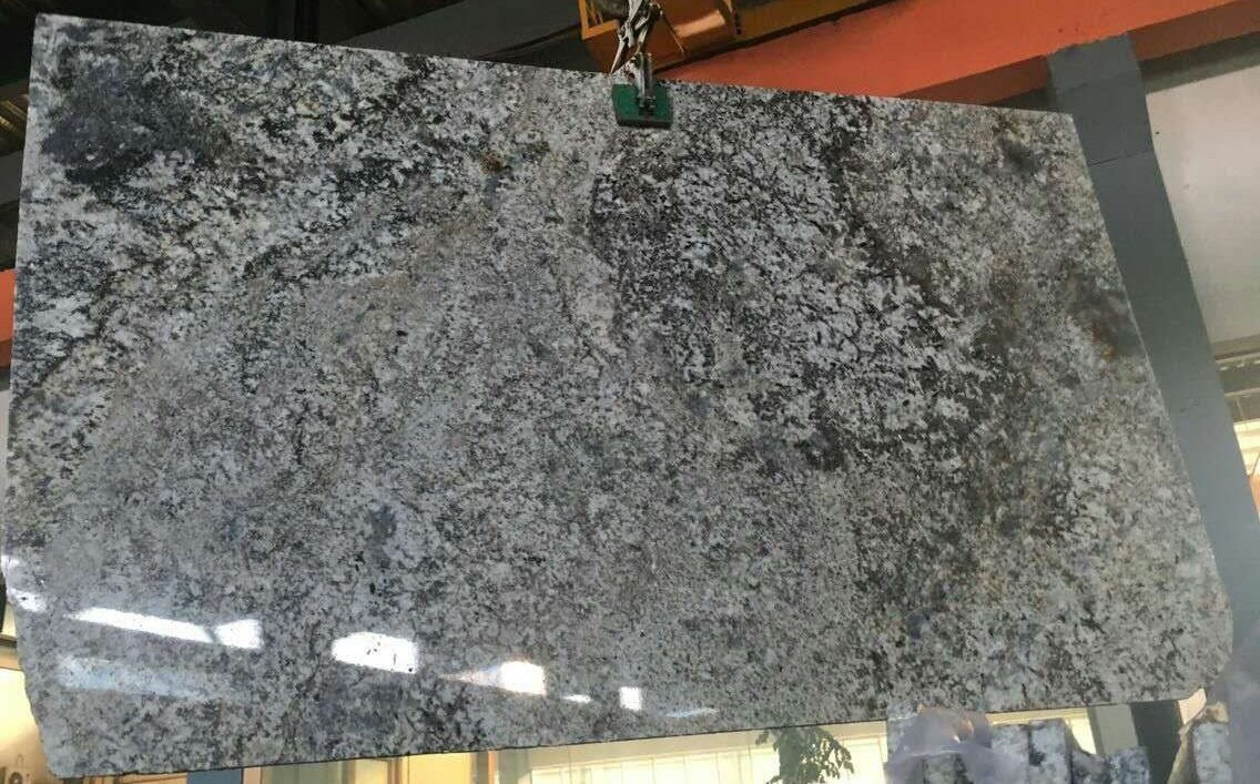Indian Bianco Antico Granite Slab 3cm In stock