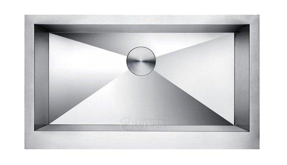 LOTTARE 200111  Stainless Steel Apron Sink