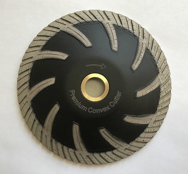 5 Inch Convex  Cutter (Thin Fast Turbo)
