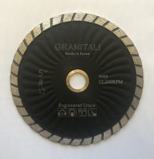 RM 5  Inch Wave Turbo Cutter/Blade