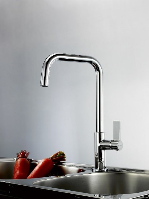 SF70704C Kitchen/Bar Faucet Chrome