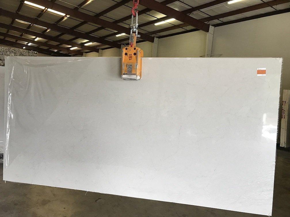 Quartziano Ultimate Countertop Surface  Valley White quartz 559021