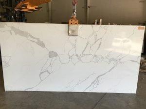 Quartziano Ultimate Countertop Surface  Victorias White quartz 558005