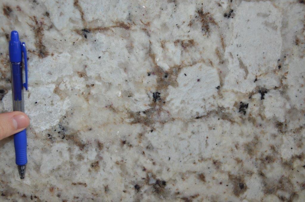 White Galaxy Granite Slab 3cm In stock