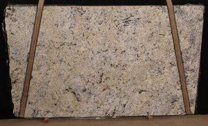 White Ice Granite Slab 3cm In stock