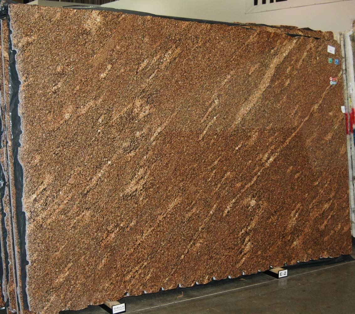 Giallo California Granite Slab 3cm In stock