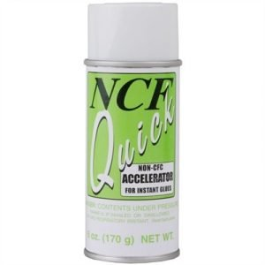 NCFS-6 NCF Quick 6oz CA Glue Accelerator for use with Natural Stone